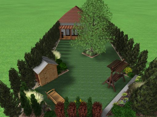 Ogród pod Ambrowcem