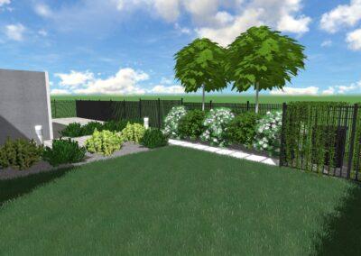 ogród ekologiczny łąka kwietna
